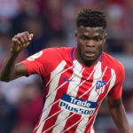 Thomas Partey features as Atletico Madrid win to close gap on Barcelona