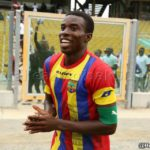 Ex-Hearts of Oak star Thomas Abbey still being assessed by Ajax Cape Town