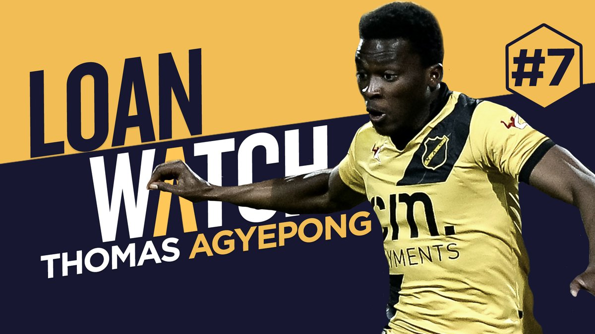 VIDEO: On-loan Manchester City winger Thomas Agyepong talks about playing in Eredivisie