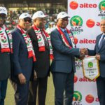 2017 Aiteo CAF Awards to be held in Accra on 4 January next year