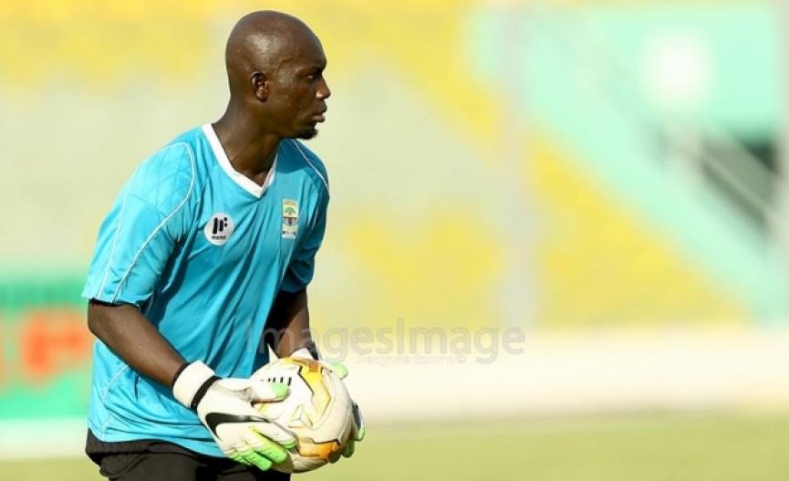 Hearts goalie Samuel Akurugu close to joining Ivorian giants Asec Mimosas