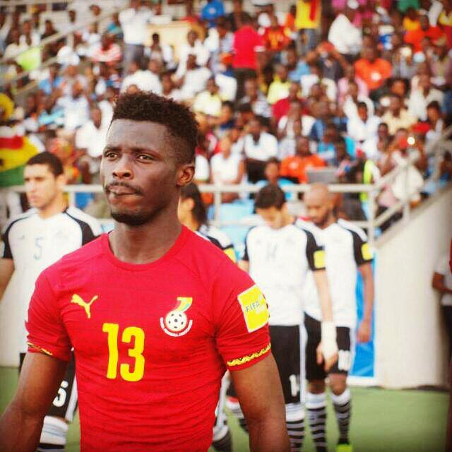 Black Stars new boy Nana Ampomah insists Ghanaians must be compensated with the 2019 AFCON qualification