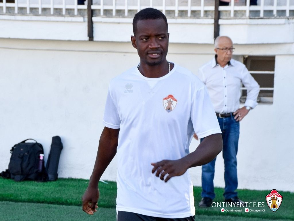 Ontinyent CF star Michael Anaba set to continue swash-buckling form against  Atletico Baleares in Spanish second-tier