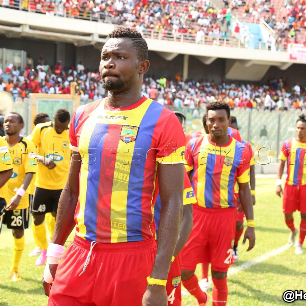 Free-agent Vincent Atinga rules out Hearts of Oak return