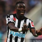 Newcastle United's Christian Atsu ruled out of Watford clash
