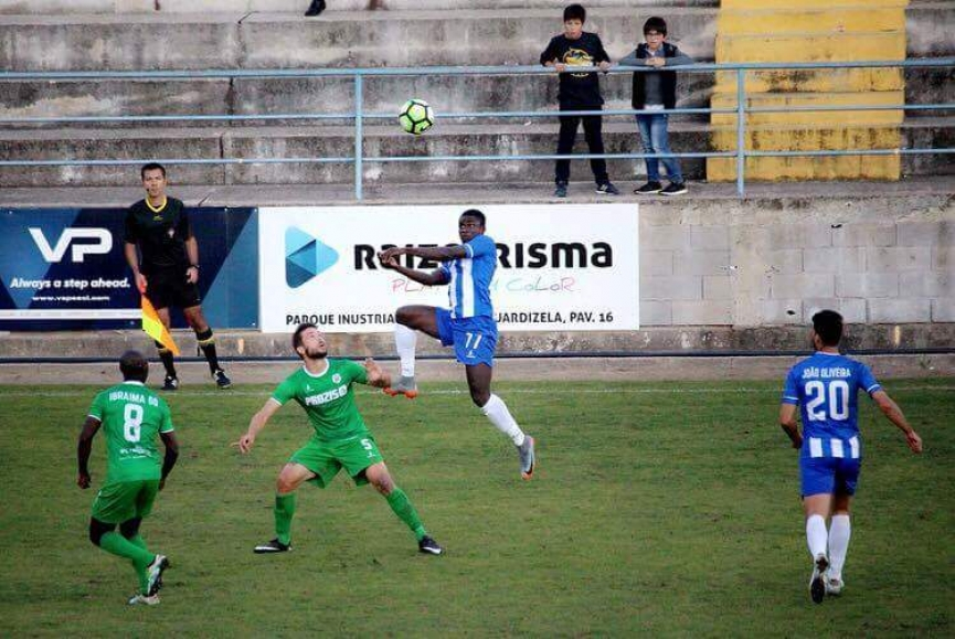 Ghanaian teen Aziz Yakubu hits brace for FC Vizela in Portuguese third-tier