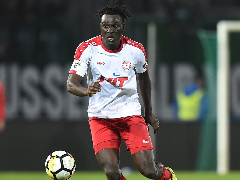 Fortuna Köln Ghanaian defender Bernard Kyere Mensah expects to miss remainder of year due to injury