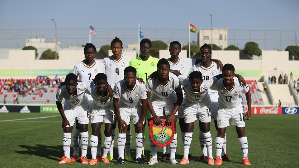 Ghana's Black Maidens depart for Gambia today ahead of 2018 FIFA U-17 Women's World Cup qualifier