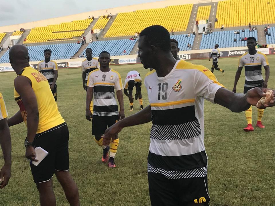 Black Stars demolish Glow Lamp Academy 5-1 in low-key friendly ahead of Egypt clash
