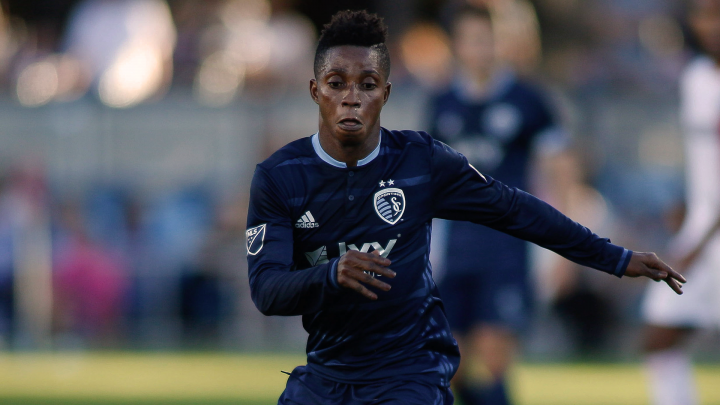 Sporting Kansas City's Latif Blessing debut season in MLS hailed as resounding success