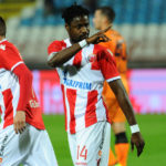 West Brom scouts to watch Red Star Belgrade striker Richmond Boakye in Europa League clash with Cologne