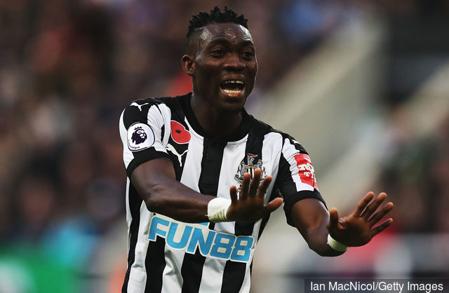 Grading Newcastle United's summer signing - Christian Atsu