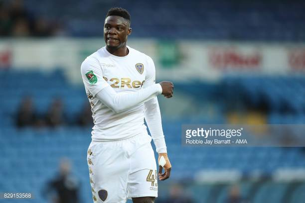 Ghanaian striker Caleb Ekuban hails 'brilliant' Leeds United fans