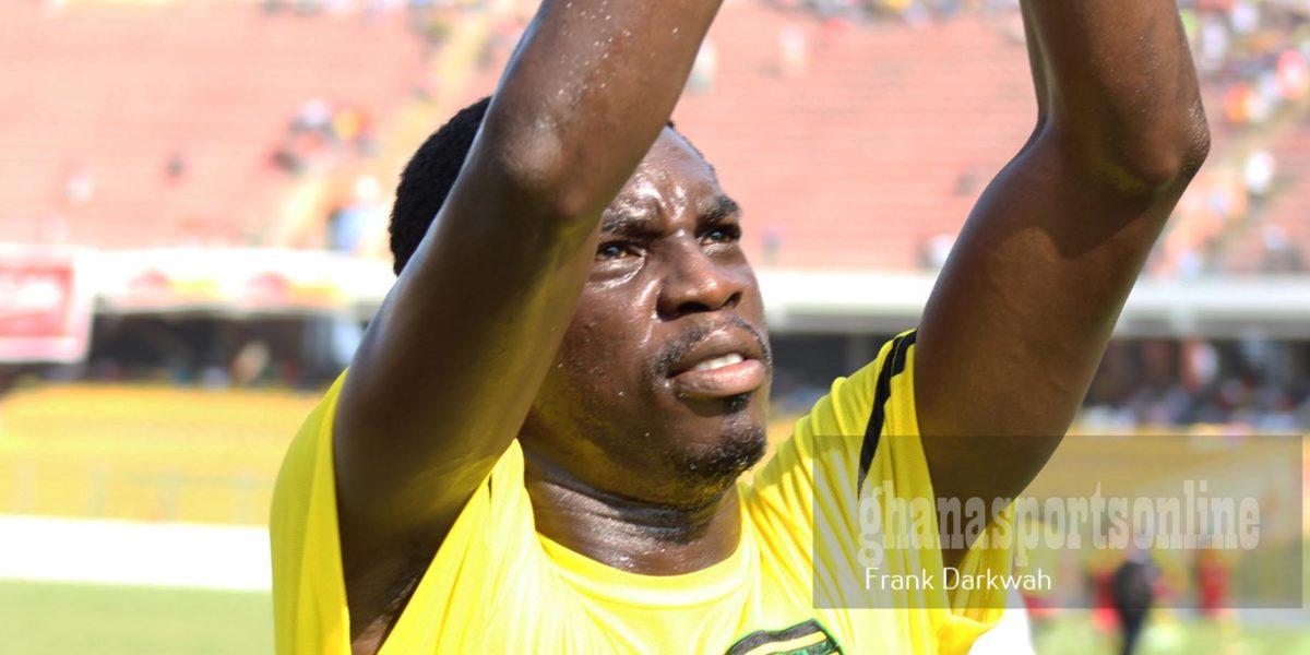 Ghanaian giants Asante Kotoko release forward Emmanuel Osei
