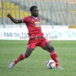 Midfielder Conney Idan terminates contract with AshantiGold over lack of game time