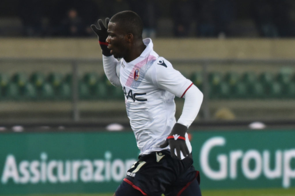 Godfred Donsah delighted with winning strike for Bologna against Hellas Verona in Italy