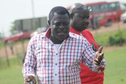 Kotoko chief Dr Kwame Kyei threatens to resign over 'booze' sponsorship, wants club's supporters chief sacked