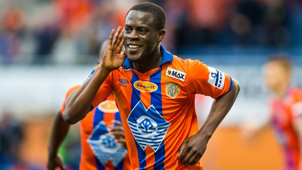 Edwin Gyasi reveals Aalesund blocked him from holding talks with unnamed Dutch giant