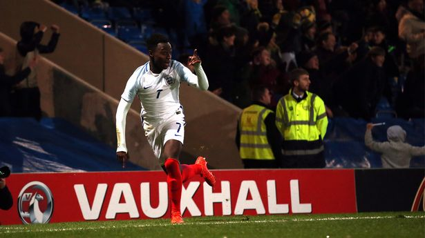 Ghanaian kid Arvin Appiah scores as England U-17 come from two down to beat Portugal