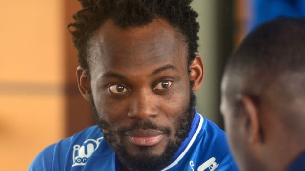 Former Chelsea star Michael Essien set to extend Persib Bandung contract