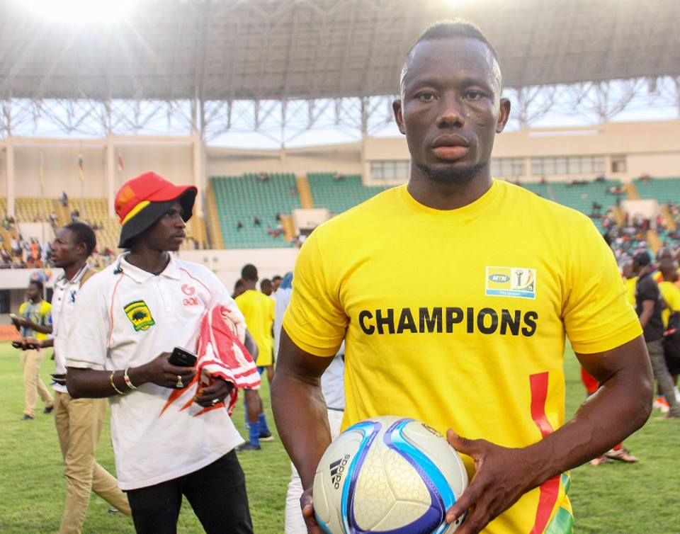 2018 Confederation Cup: Striker Saddick Adams insists Asante Kotoko can qualify should they replicate Sunday's performance
