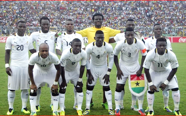 Ghana set to play against Italy, Holland and USA in pre-World Cup friendlies