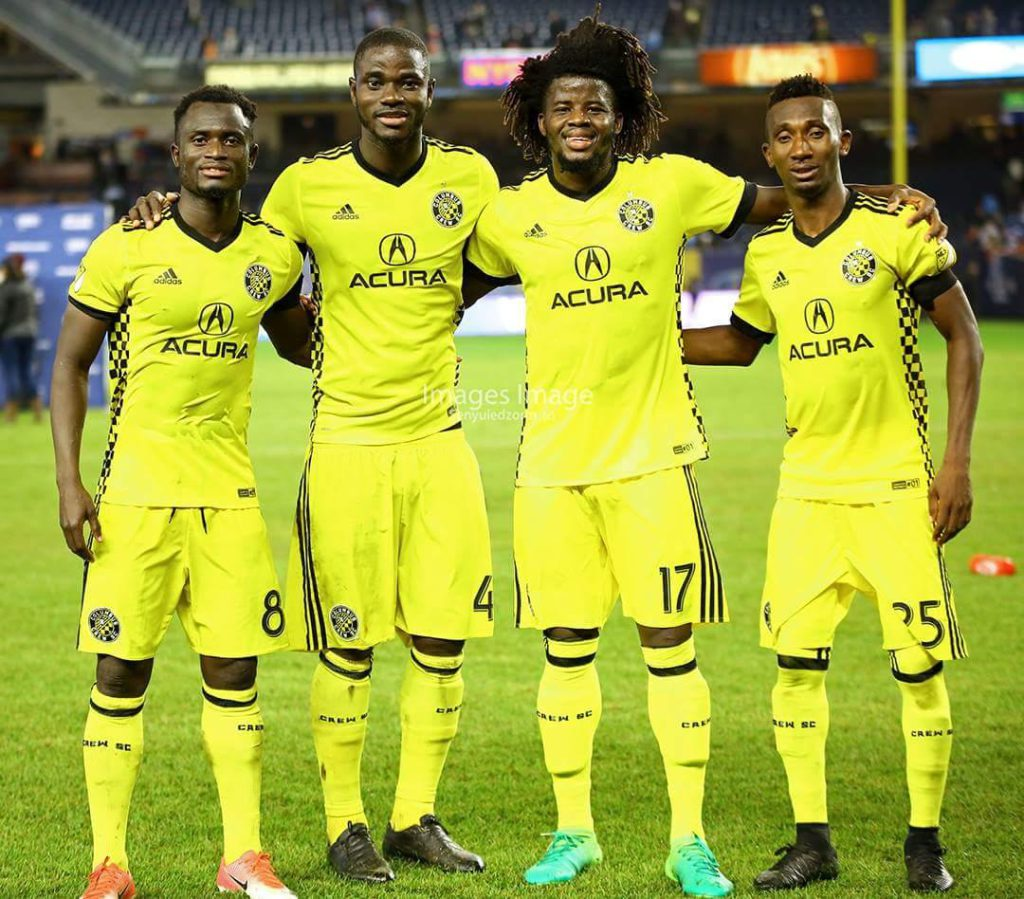 Jonathan Mensah hails Columbus Crew defensive solidity after Philadelphia Union draw