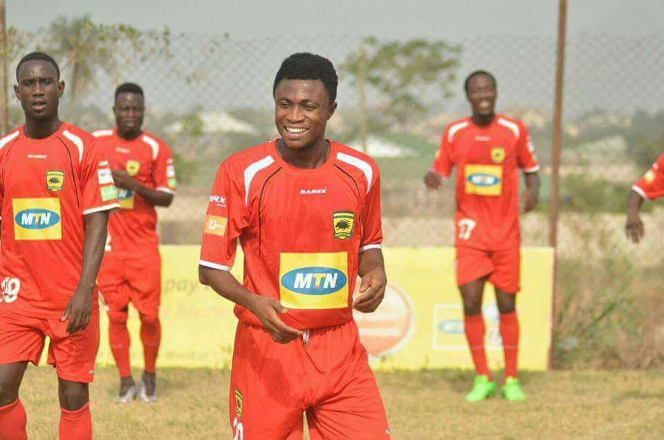 Kotoko set to trigger contract extension option for winger Emmanuel Gyamfi
