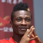 VIDEO: Asamoah Gyan mimics social media hit Standby Wallahi as he enjoys snowstorm in Turkey