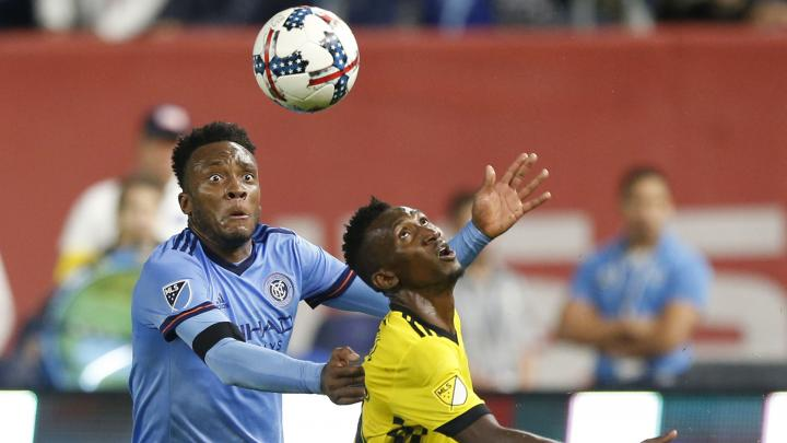 VIDEO: Ghana defender Harrison Afful savours key role in Columbus Crew MLS Eastern Conference final berth