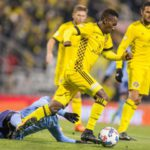 Video: Harrison Afful provides perfect assist in Columbus Crew stalemate with NY Red Bulls