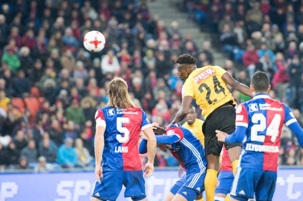 Inspirational Kassim Nuhu guides Young Boys to pick vital away point at FC Basel