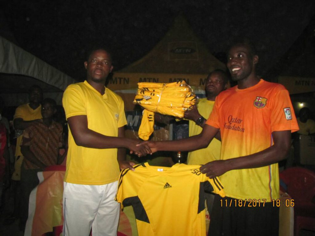 Dangweo Community emerge winners of MTN Savana Fest Competition