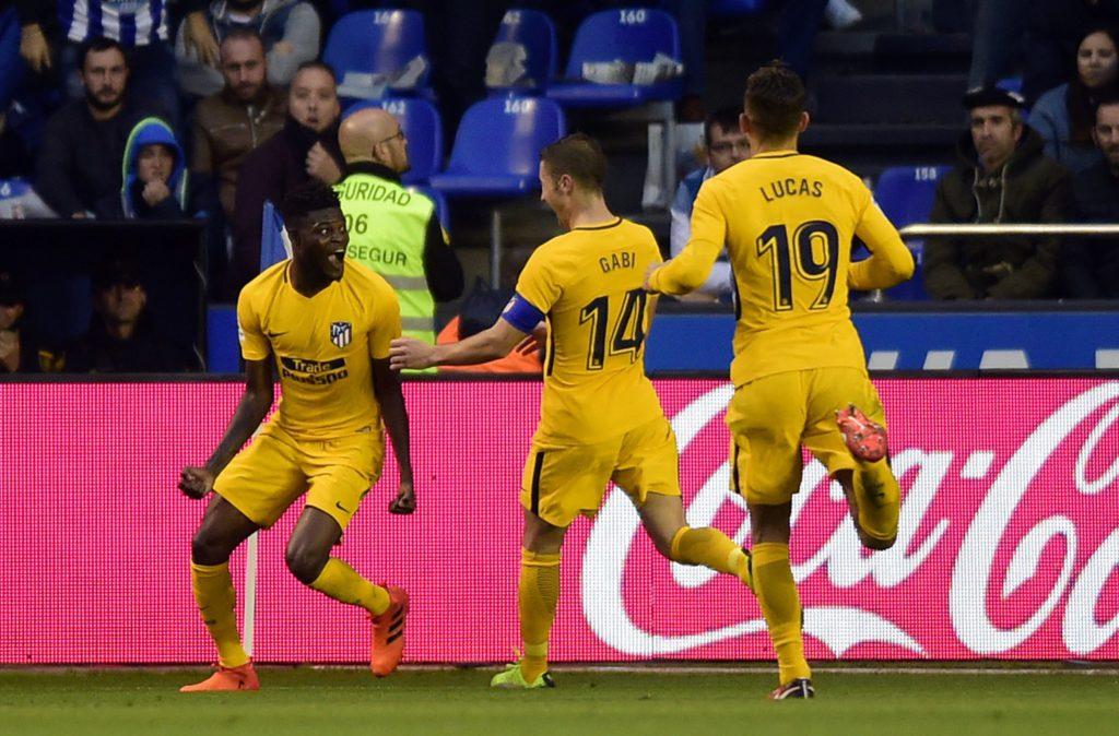 PHOTOS: Thomas Partey scores classic winner for Atletivo