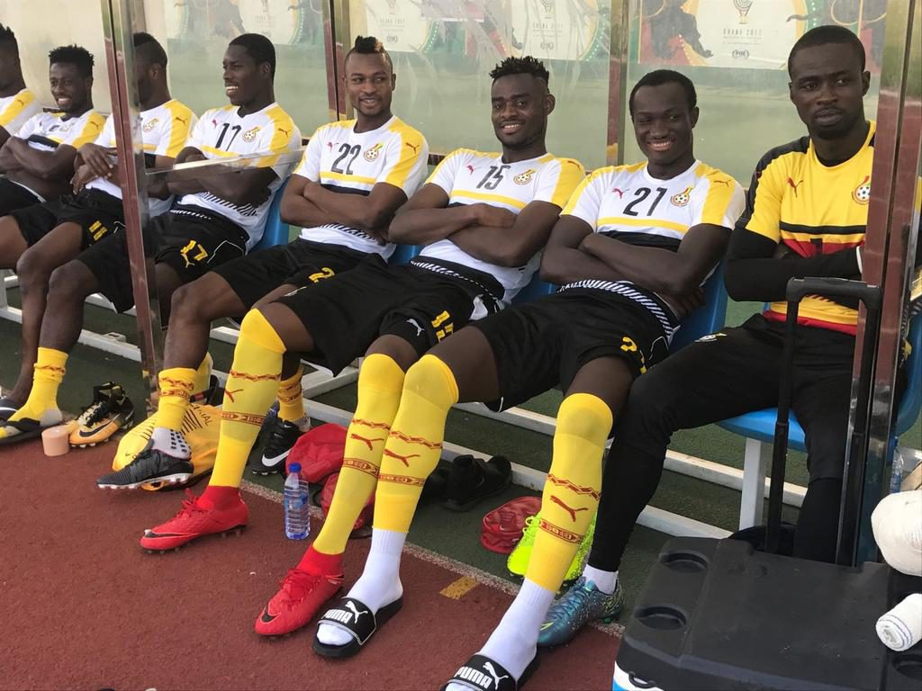 2018 World Cup Qualifier: Kassim, Donsah and Amponsah in Ghana XI against Egypt