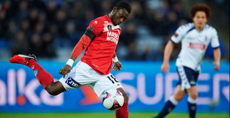 Ghanaian midfielder Ibrahim Moro seeking a move away from Silkeborg IF