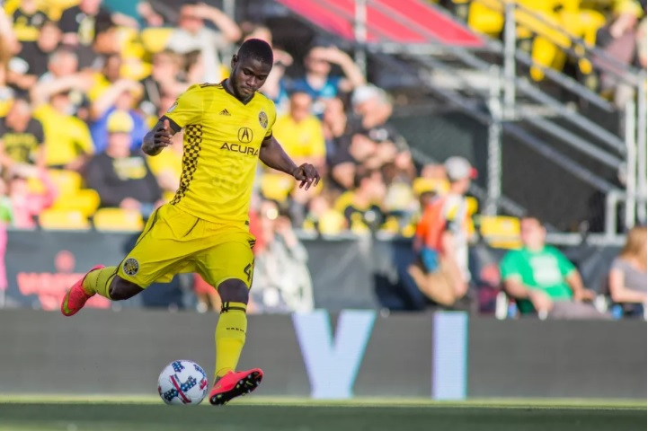 Columbus Crew SC's Jonathan Mensah appears to have conquered MLS learning curve