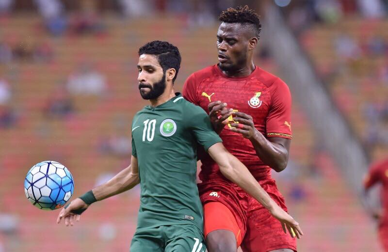 Young Boys defender Kassim Nuhu hails Cape Coast fans after failed 2018 World Cup attempt