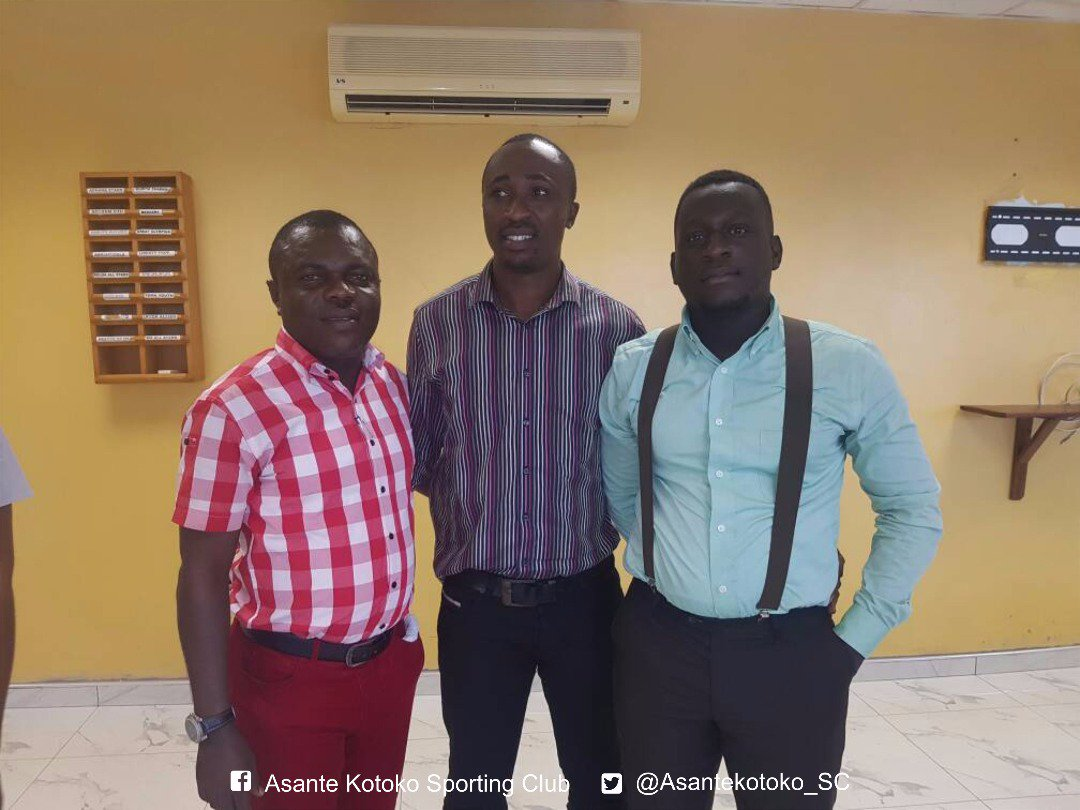 Asante Kotoko confirm GHALCA G8 participation next year