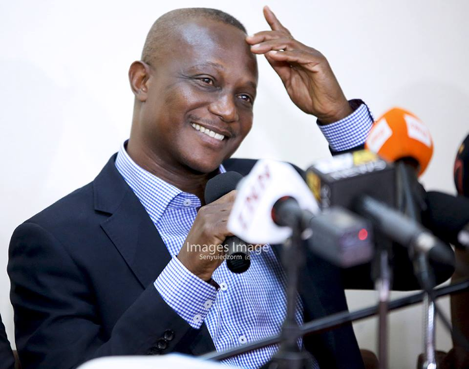 Ghana coach Kwesi Appiah boasts Black Stars were too strong to lose to Egypt