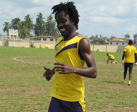 Kotoko close to agreeing deal for former midfielder Larbi Koomson - Report