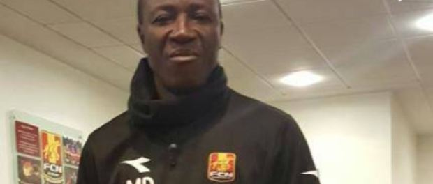Black Queens coach Mas Ud Didi visits high flying Danish side FC Nordsjaelland