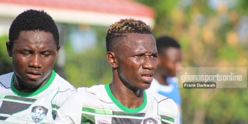 Asante Kotoko linked with enterprising left back Moro Ibrahim