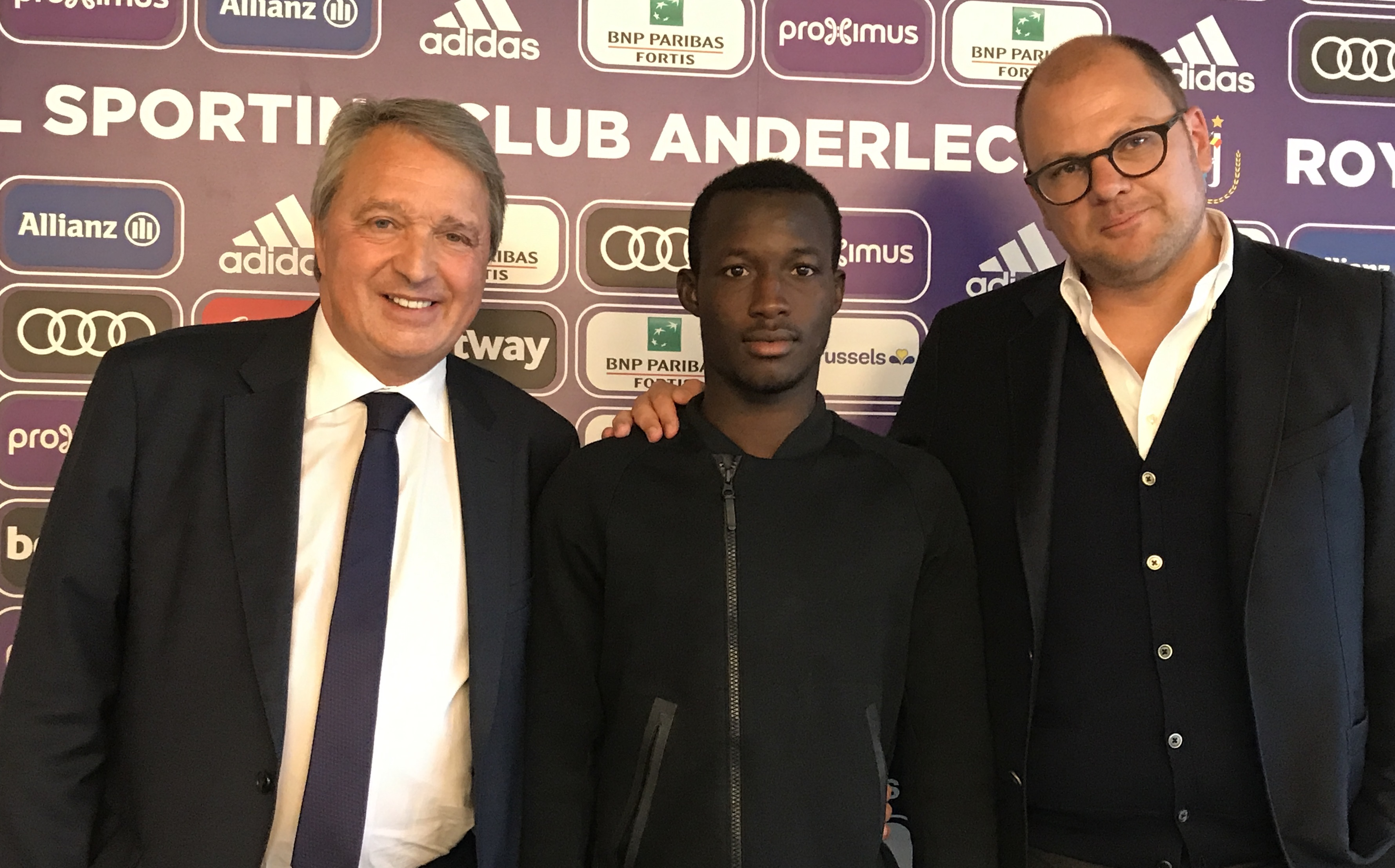 EXCLUSIVE: Division Two side Accra Lions FC ship out teenage prodigy Osman Bukari to Anderlecht