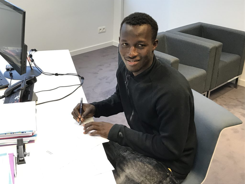 Ghanaian contingent at Anderlecht increases following Osman Bukari's capture