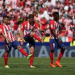 Thomas Partey and Ángel Correa have been the best news for Atleti this season