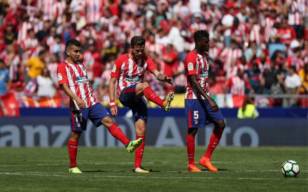 Thomas Partey starts for Atletico Madrid in La Liga clash with Athletic Bilbao