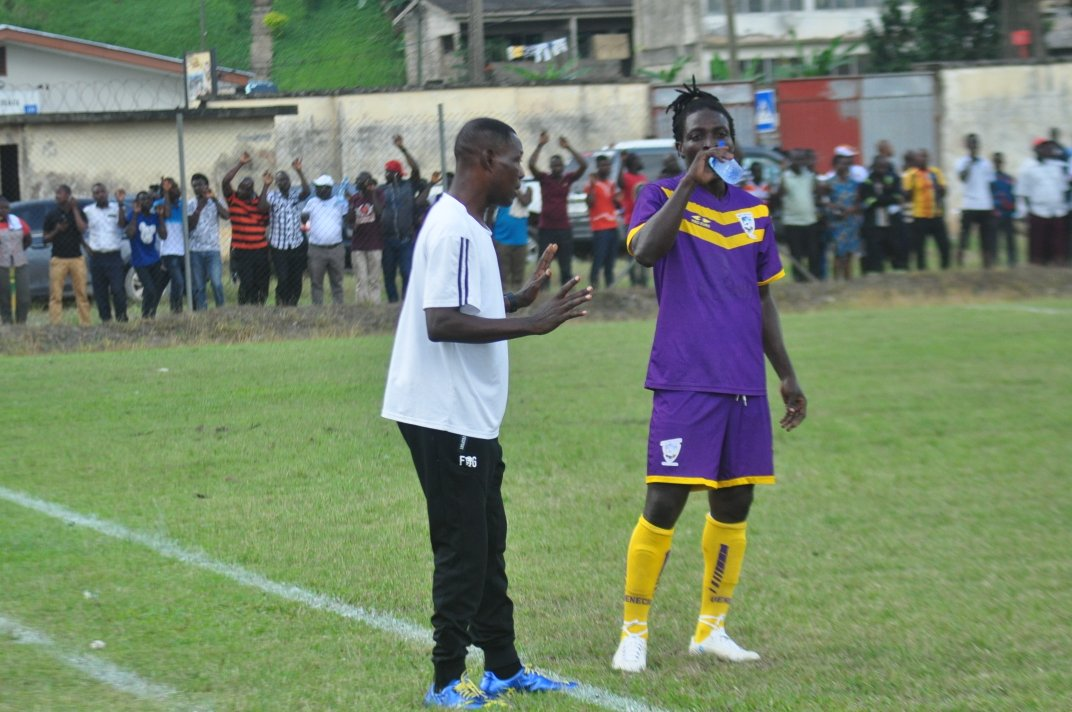 EXCLUSIVE: Promoted Karela United 'on the verge' of stunning Paul Aidoo coup