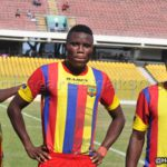 Hearts of Oak goalie Benjamin Mensah tips young defender Robert Addo to explode next season
