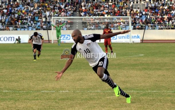 Ahmed Hassan: Shikabala stood out against Ghana